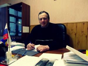 глава Соколовского сельсовета Романовский Михаил Иванович